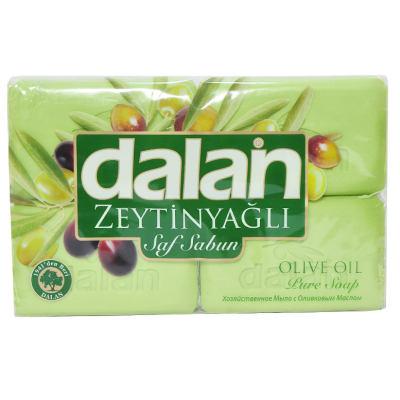 Zeytinyağlı Saf Sabun 175 Gr x 4 Ad
