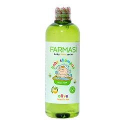 Zeytinyağlı Şampuan Bebeklere 375 ML - Thumbnail
