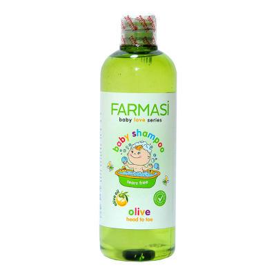 Zeytinyağlı Şampuan Bebeklere 375 ML